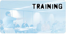 Click for more information on Training and Workshops