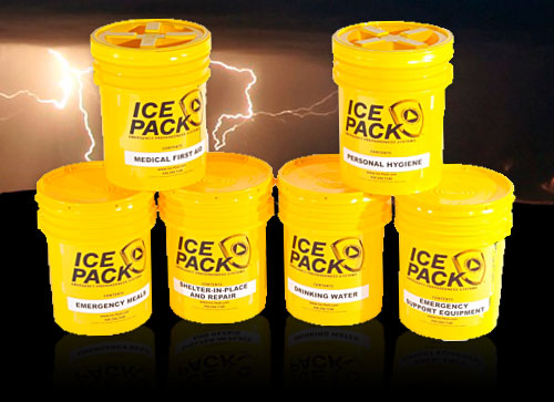CE PACK™ Emergency Sustainment Systems (ESS) …no assembly required!