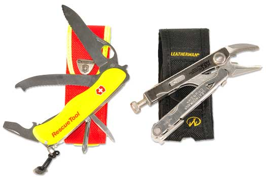 Tools You Really Need During A Disaster Won't Be Available But Having Multi-Tools At Hand Are The Next Best Thing