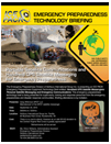 February 24 - Technology Brief - Portable Satellite Communications and Handheld GPS Satellite Messaging for Emergency Preparedness