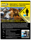 ctober 29 - Technology Brief -S afe Drinking Water for Disaster Recovery and Search and Rescue Operations